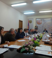 Հանրապետական եռակողմ հանձնաժողովի նիստ. 24 մայիս, 2016