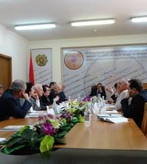 Հանրապետական եռակողմ հանձնաժողովի նիստ. 10 փետրվար, 2017