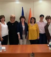 Հանդիպում Ռոստովից ժամանած արհմիութենականների հետ