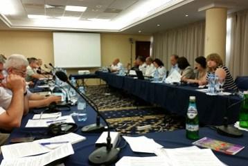 Եվրոպական արհմիությունների (EPSU) հանդիպում Կիևում