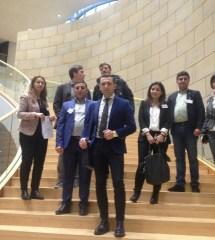 Հայաստանի պետհիմնարկների արհմիության ներկայացուցիչները Գերմանիայում