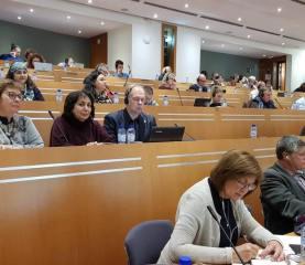 EPSU նախագահության 63-րդ նիստին