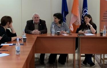Տեղի ունեցավ ՃՀՄ երիտասարդական խորհրդի նիստը, 14.03.2020