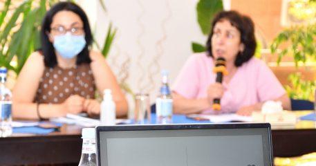 Հանդիպում աշխատանքային իրավունքների պաշտպանության թեմայով
