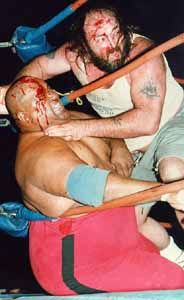 Mike Shaw v. Abdullah the Butcher
