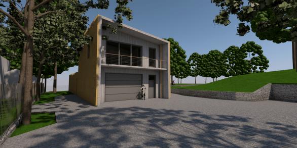 WC Darza Maja Tornis bunkers - 02.07.2017 - Picture # 1