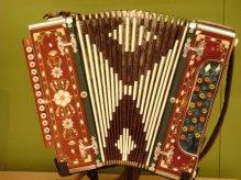 Beautiful accordian