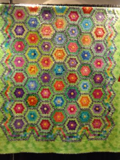 Sherry's Quilt by Reni Dieball