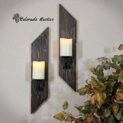 Modern Candle Sconces
