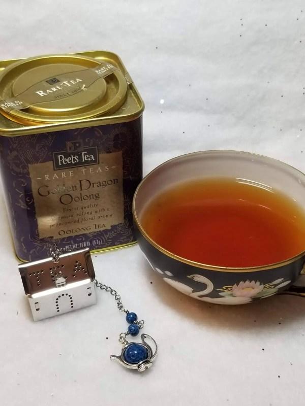 Beaded House Tea Infuser
