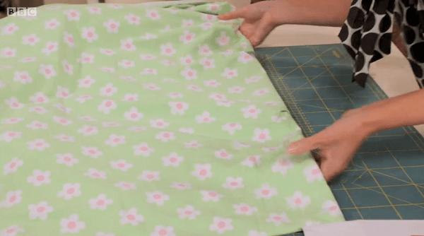 leah floral print