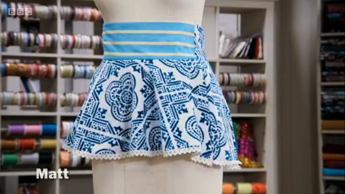 matts ugly skirt