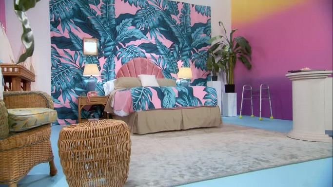golden girls hotel room