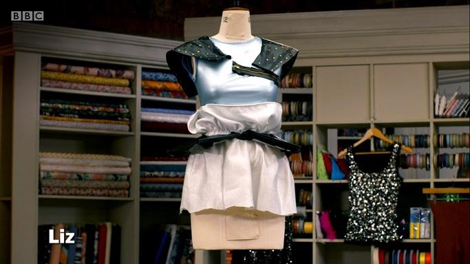 liz space dress