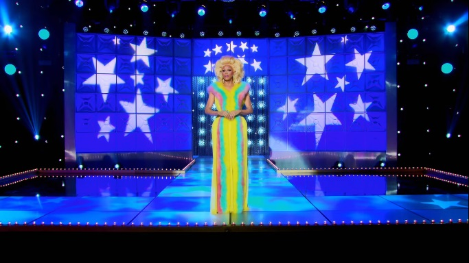 rupaul mainstage outfit