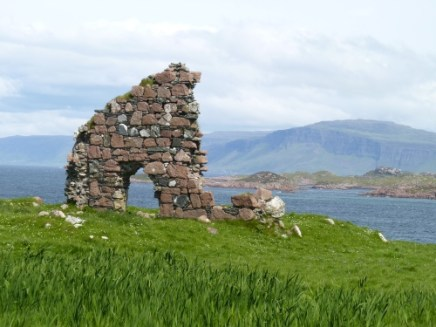 Iona Ruin