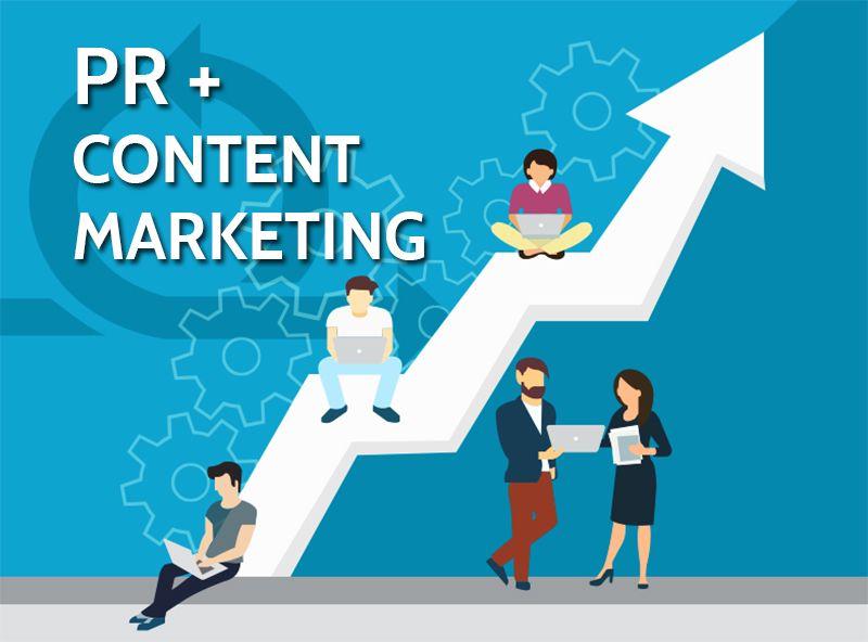 Cómo unir las PR para B2B y el Content Marketing para obtener resultados potentes