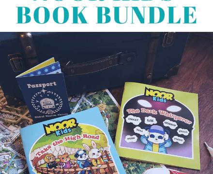 Noor Kids Muslim Children's Book Bundle Review