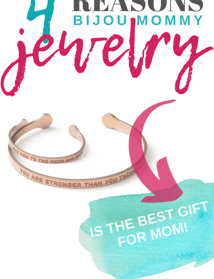 4 Reasons Why Bijou Mommy and Me Matching Bracelets are the Best Gift for Mom