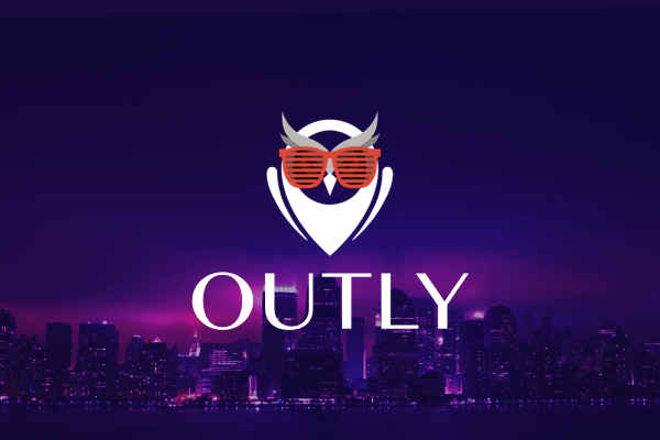Outly brand design.