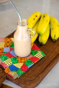 leite com chocolate saudável
