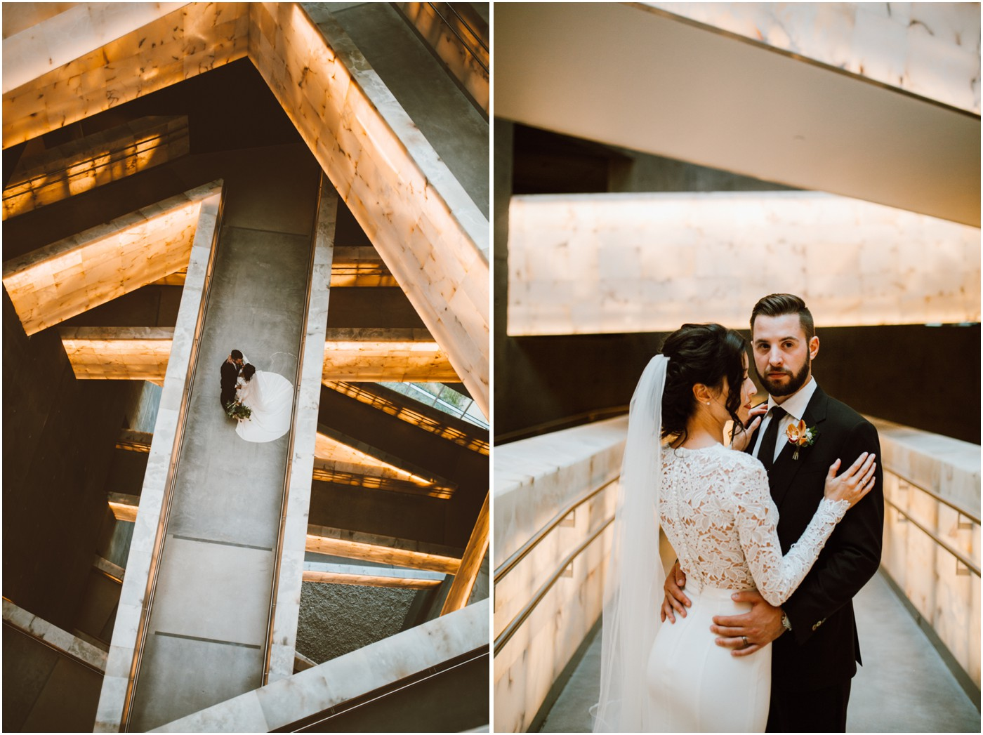 Canadian Human Rights Museum Wedding By Ariana Tennyson