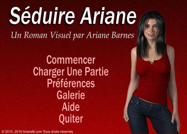 Seduire Ariane Jeu CR12 Montrealeast