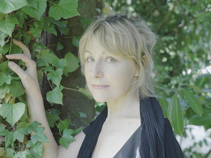 Ariane Dubillard - photo par Maya Mercer