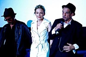 Leos Carax, Kylie Minogue et Denis Lavant