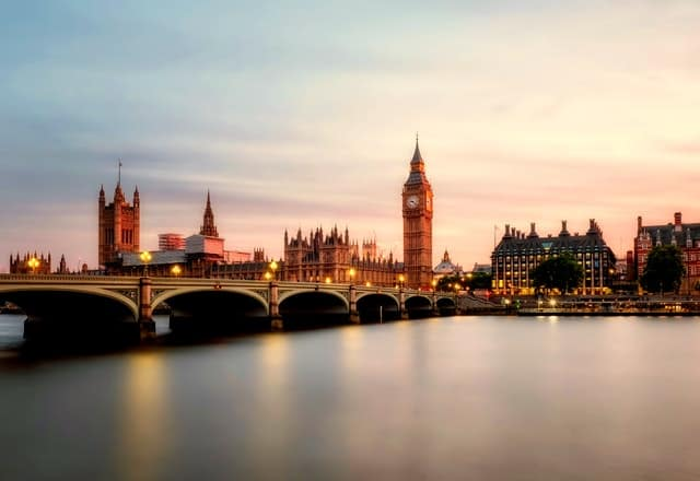 recommendations for living in London