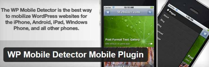 WP-Mobile-Detector-Mobile-Plugin