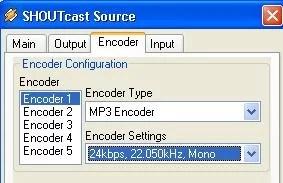 Configurar winamp 5