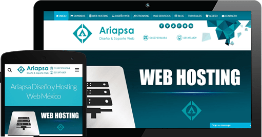 AHORA-CON-VERSION-PARA-MOVILES-DISEÑO-WEB-ARIAPSA-SIMPLE