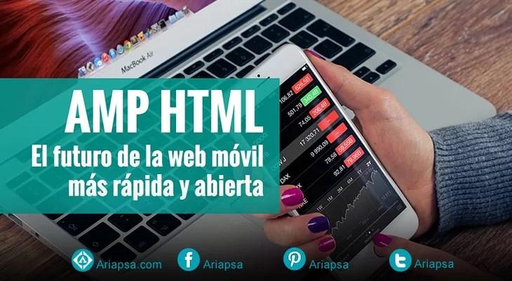 AMP-HTML-Blog-Ariapsa-México