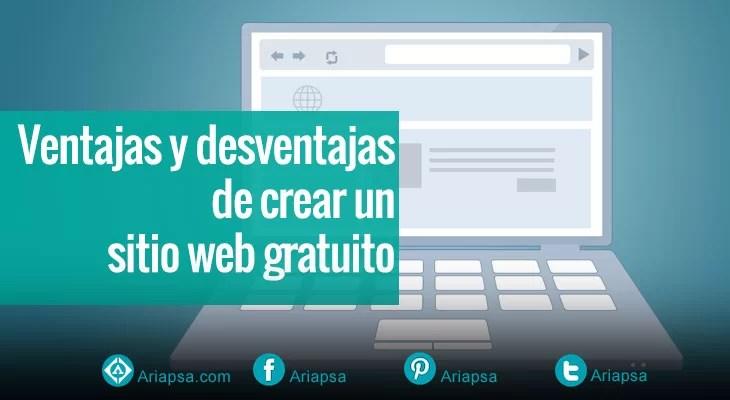 ventajas-y-desventajas-de-tener-un-sitio-web-gratuito