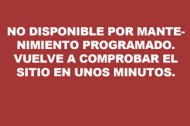 Eliminar mensaje de WordPress: «No disponible por mantenimiento programado…