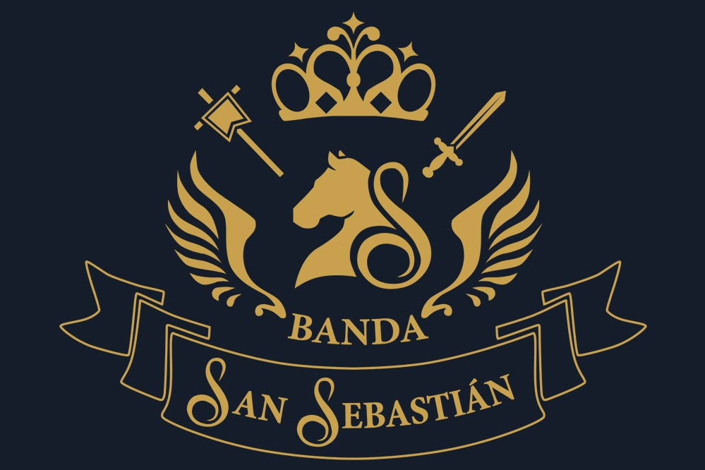 logo banda san sebastian