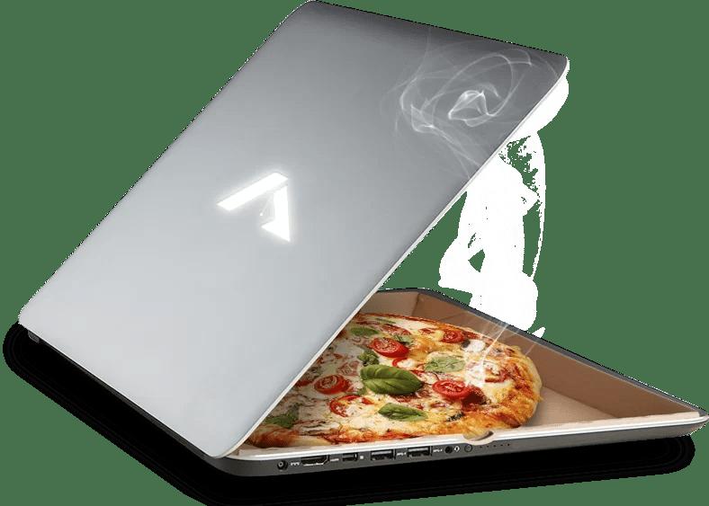 Diseño de Página Web para Pizzería