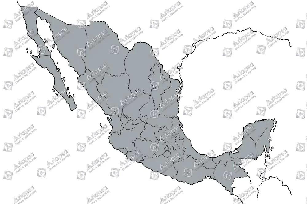 destacada mapa