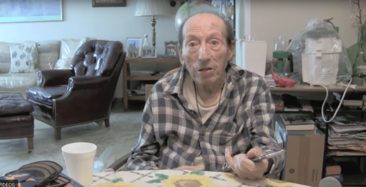 WWII Vet Seymour Glass of the 445th Bomb Group