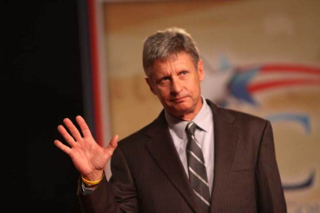 Should Liberty Advocates Support Gary Johnson for President?