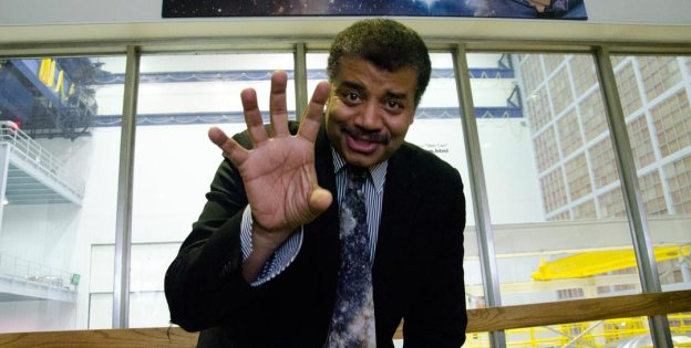 The Irrationality of Neil deGrasse Tyson's Rationalia