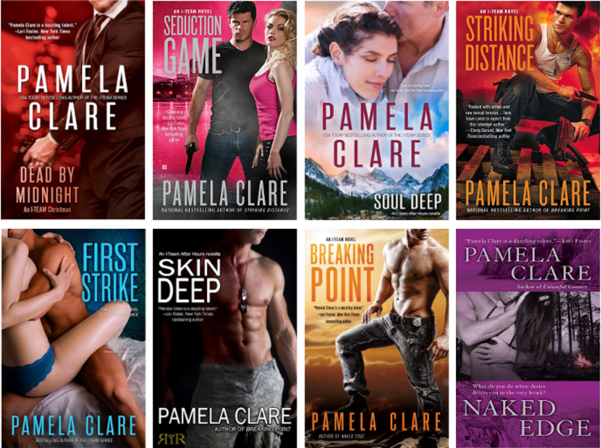 Pamela Clare on Romance Fiction: Self in Society #11