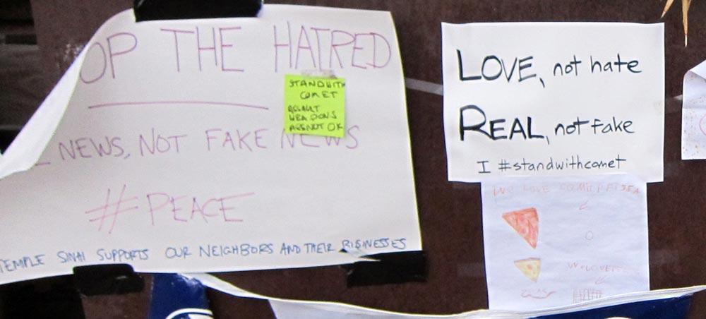 Defining Fake News