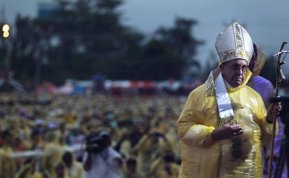 "Pope Francis Denounces ""Liberal-Individualist Vision"""