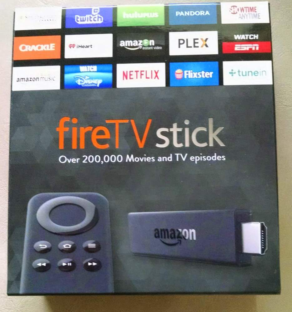 Set your TV on Fire with Amazon's new stick (1/4)