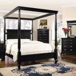 Bedroom Furniture Canopy Bed Design And Ideas