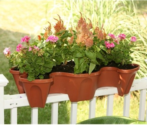 Deck Rail Planter Canadian Tire Design And Ideas