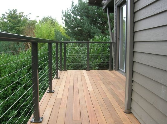 Home Depot Wire Deck Railing » Design And Ideas | Home Depot Deck Handrail | Stairs | Face Mount | Aluminum Balusters | Cable Railing Kit | Southern Yellow Pine