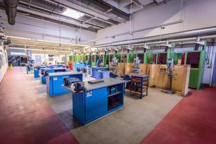 AAA - Fabrication and welding workshop
